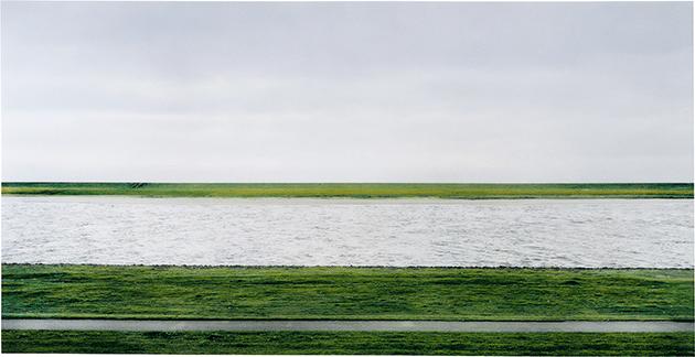 The Rhine II, 1999