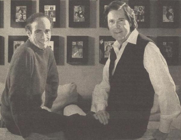 Tom Miller and Bob Boyett