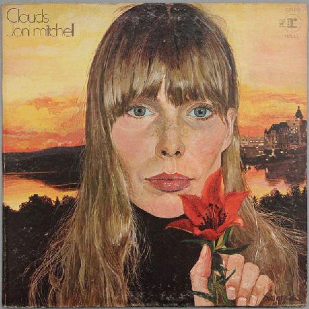 Joni Mitchell Clouds, 1969 Click to listen on Spotify