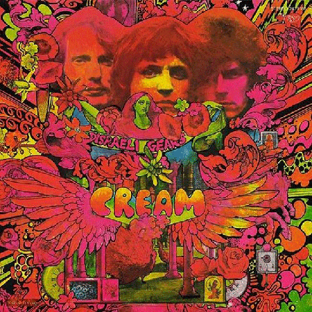 Cream White Room, 1968 Click to listen on Spotify