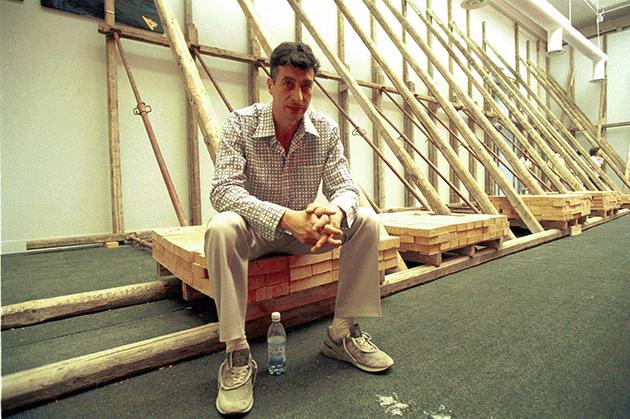 Maurizio Catellan in Venice
