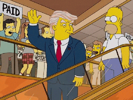 Image from The Simpsons, 2000, FOX.