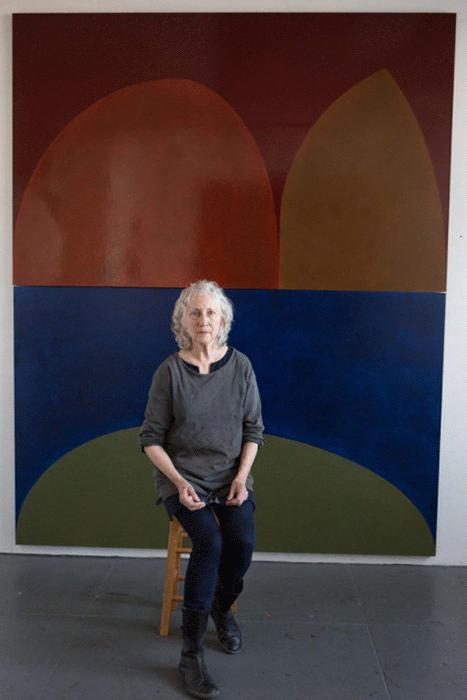 Suzan Frecon, Courtesy David Zwirner   David Zwirner Gallery