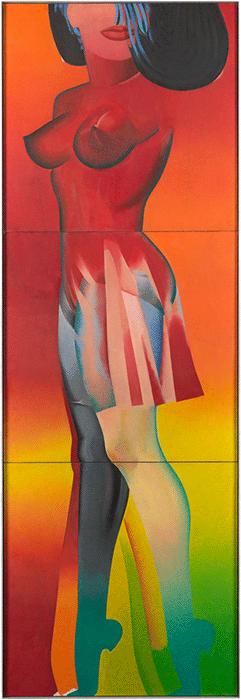 Allen Jones, Perfect Match, 1966-97