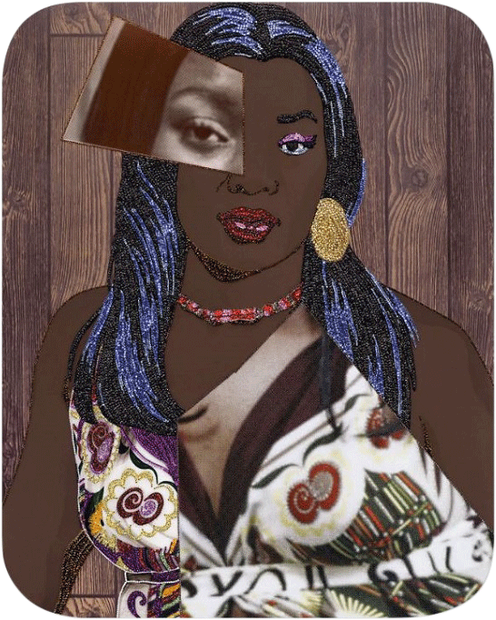 Portrait of Qusuquzah #7, 2016.
