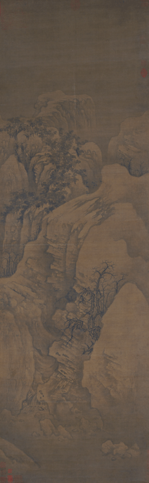 Guo Xi, Deep Valley, Northern Song Dynasty. Collection of the Shanghai Museum, Shanghai