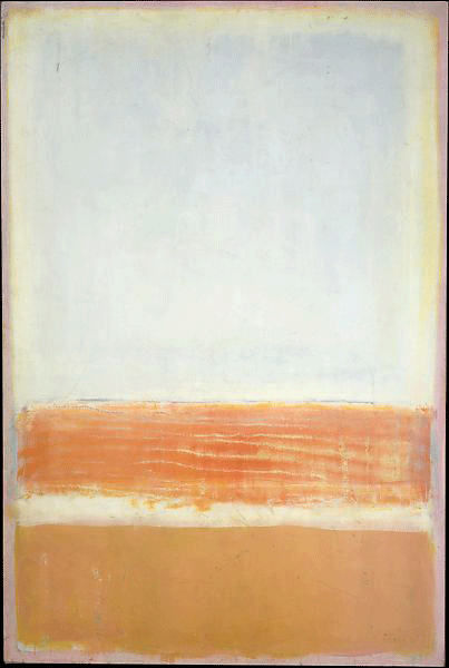 Mark Rothko, Untitled, 1954, Collection of The Metropolitan Museum of Art, New York © 2020 Artists Rights Society (ARS), New York