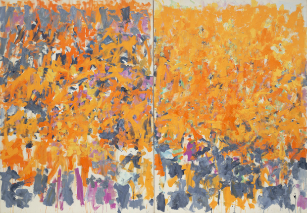 Joan Mitchell, Wood, Wind, No Tuba, 1980. Museum of Modern Art, New York, Digital Image © The Museum of Modern Art/Licensed by SCALA / Art Resource, NY, Artwork © Estate of Joan Mitchell