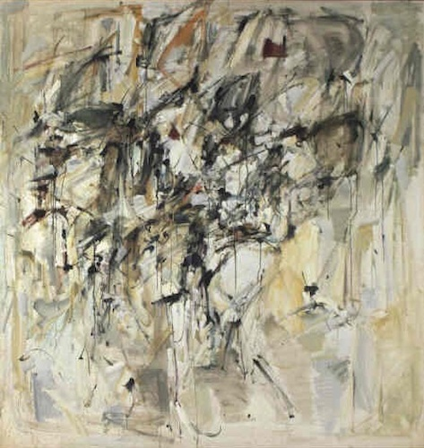 Rose Cottage, 1953. Private Collection. © Estate of Joan Mitchell