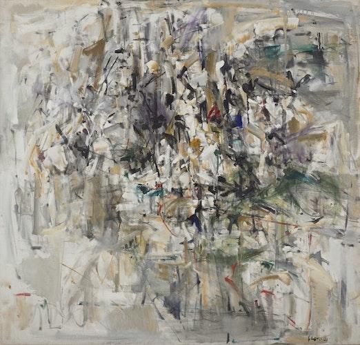 Painting 1953, 1953. Walker Art Center, Minneapolis. © Estate of Joan Mitchell