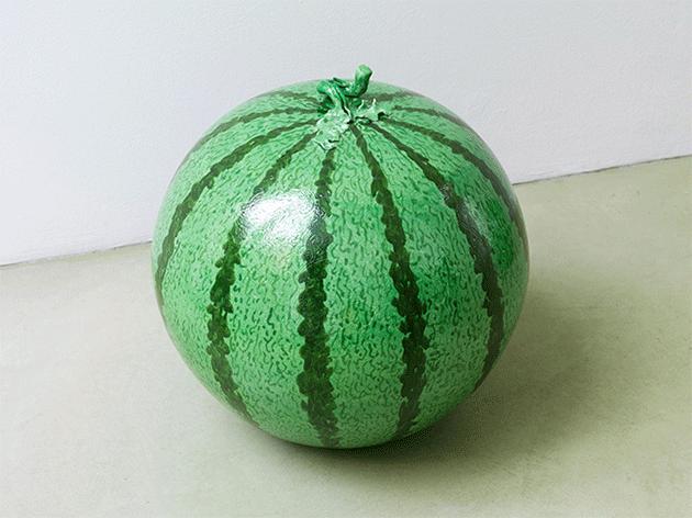 Ai Wei Wei, Watermelon, 2011