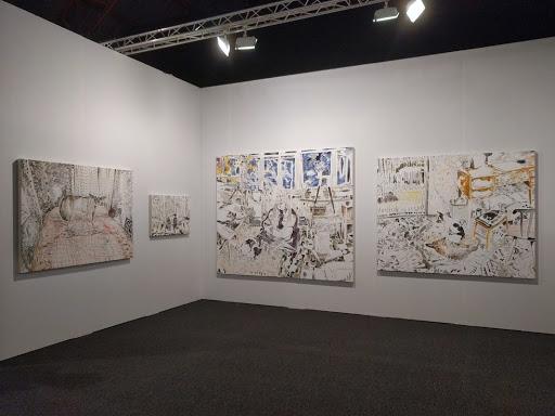 MuiMui exhibited at Art Los Angeles Contemporary 2017