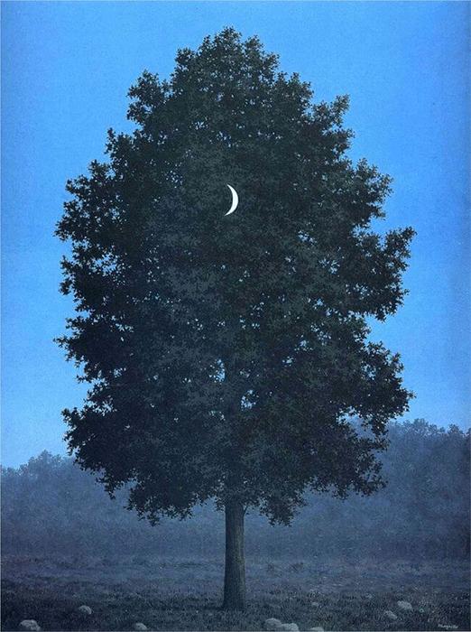 Rene Magritte, Sixteenth of September, 1956