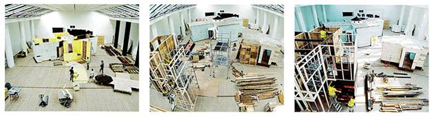 The present work exhibited during Gateshead, BALTIC Centre for Contemporary Art, Yoshitomo Nara + graf, 12 June - 26 October 2008