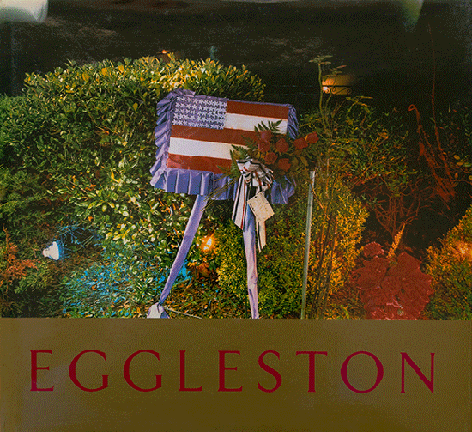 Cover of Eggleston's 1992 book Ancient and Modern (not in sale)