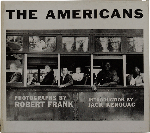 The Americans, first American edition, 1959 (not in sale)
