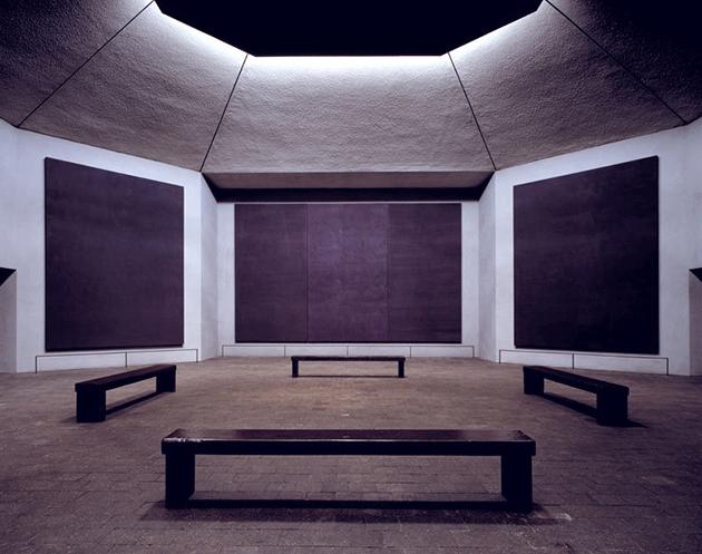 The Rothko Chapel. Photo: Hickey Robertson.