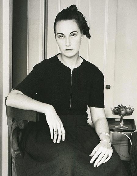 Portrait of Carmen Herrera. Image: Victor Laredo 1948.