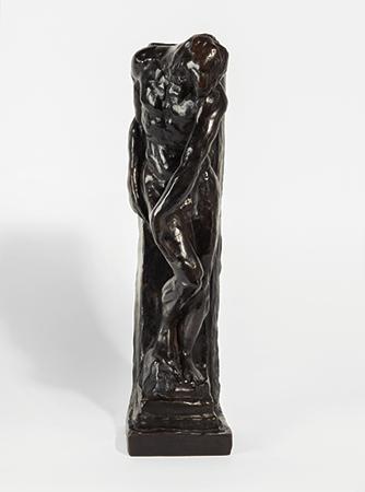 Lot 195, August Rodin, Étude pour Adam au pilier, 1912/1978
