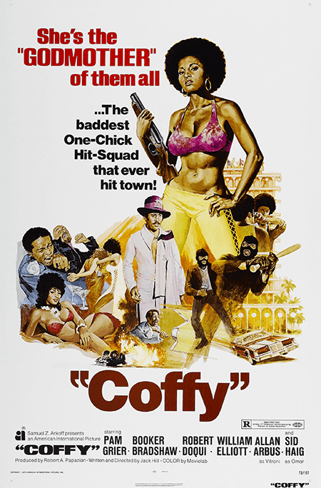 © COFFY, US poster, Pam Grier, 1973