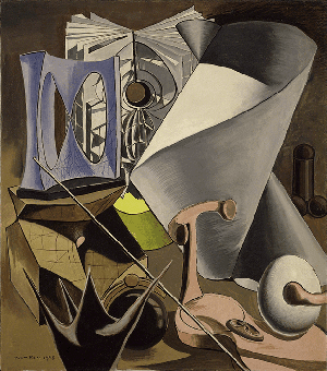 Man Ray,Shakespearean Equations: Twelfth Night, 1948, Hirshorn Museum and Sculpture Garden, Smithsonian Institution. © Man Ray 2015 Trust / ADAGP – DACS – 2021; image : Telimage, Paris