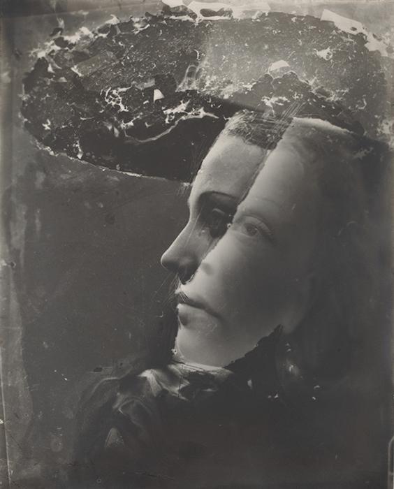 Dora Maar, Double Portrait with Hat, c.1936-37. Image: John L. Severance Fund / Bridgeman Images