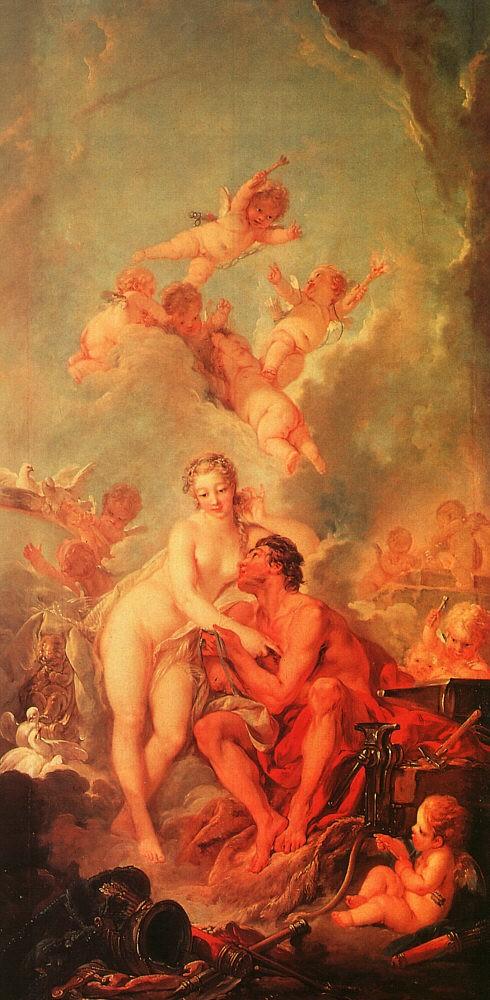 The Visit of Venus to Vulcan