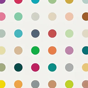 Damien Hirst - Mercuric Thiocyanate | Phillips